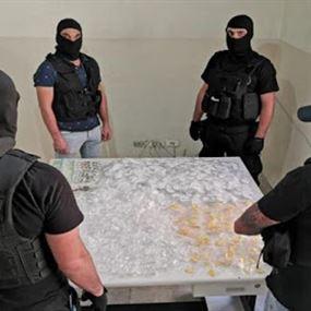 مروجو مخدرات في المتن وشتورا.. في قبضة المجموعة الخاصة