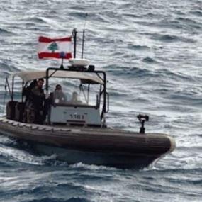 الجيش أحبط عملية تهريب أشخاص عبر البحر