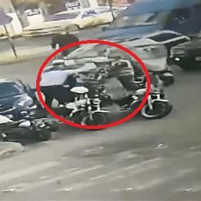 فيديو يكشف حقيقة ما حصل مع أحد المُحامين المتدرّجين على حاجز لقوى الأمن