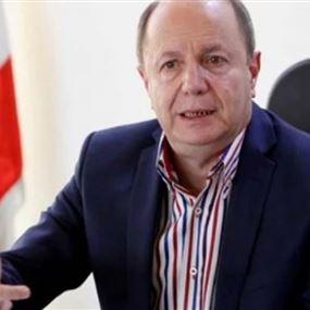 بشارة الاسمر يستقيل