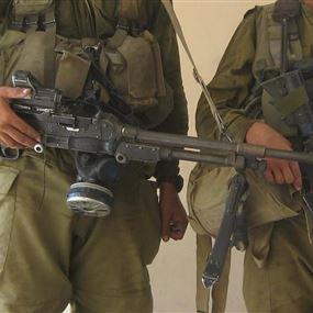 سرقة رشاشين ماغ من قوّة إسرائيلية منتشرة قرب الحدود اللبنانية