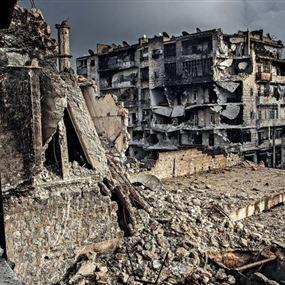 انفجار يهز وسط حلب