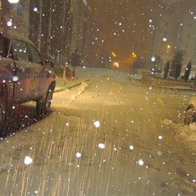 استعدّوا للعاصفة لولو... رياح شديدة وأمطار وثلوج!