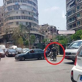 بالصورة: جندي في الجيش اللبناني برتبة مواطن