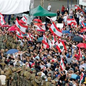 أميركا وأوروبا تتحرّكان لحماية المتظاهرين في لبنان