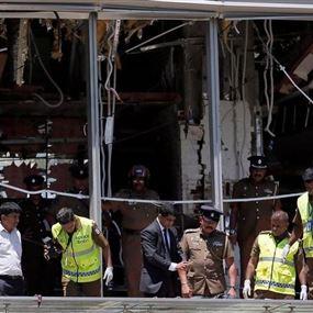 انفجار تحت السيطرة في عاصمة سريلانكا