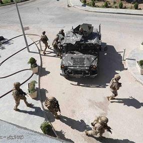 اشتباكات عنيفة بين عائلتين.. والجيش يتدخل