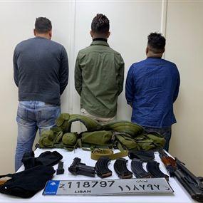 احباط مخطط للسطو المسلح على بنك FNB بتاريخ اليوم!