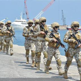 تحقيق يجري منذ ١٠ ايام مع عسكريين في الأمن العام