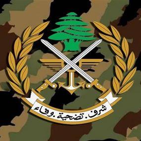 الجيش: إشكال عائلي تخلله اطلاق نار كثيف في حي الشراونة بعلبك