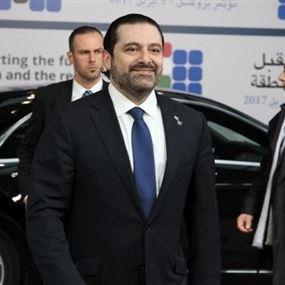 هذا ما سيقوم به الحريري لدى عودته الى لبنان!