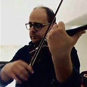 كورونا يخطف عازف الكمان منير مخول
