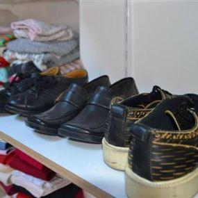 ضبط حمولة طائرة من الألبسة والاحذية المهرّبة من تركيا!