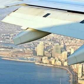 عُثر عليه جثة داخل مرحاض طائرة في مطار بيروت!