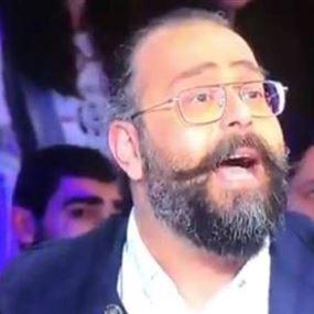 الزعتري: التهديد بعد حلقة منّا وجر وصل إلى عائلتي