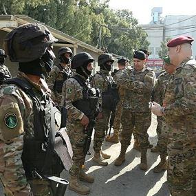 الجيش يُحبط أخطر مخطط إرهابي يستهدف لبنان