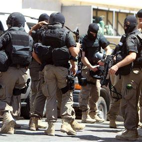شخصان من أخطر المطلوبين في لبنان.. بقبضة القوة الخاصة