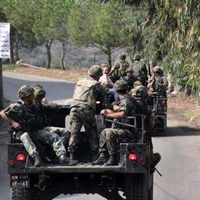 مداهمة للجيش في عرسال ومقتل أحد المطلوبين