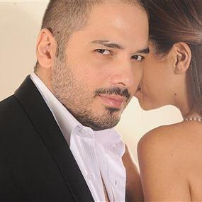 شاهد.. ماذا فعل رامي عياش قبل صعوده على مسرح دار الأوبرا