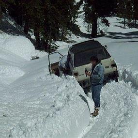 قوى الأمن تحذّر المواطنين من الـOff-road على الثلج