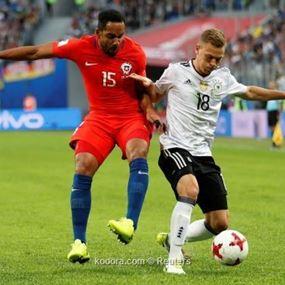 لاعب ألمانيا يكشف سر الفوز بكأس القارات