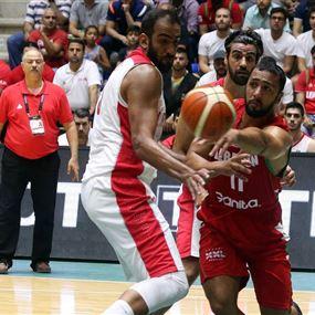 منتخب لبنان لكرة السلة يواصل إستعداداته