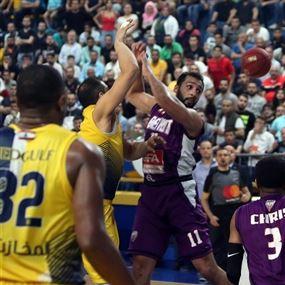 الرياضي بيروت استعاد لقب بطولة لبنان في كرة السلة