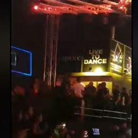 بالفيديو: إشكال وحشي داخل ملهى ليلي في الدورة