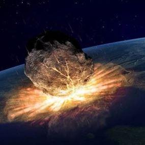 صخرة فضائية تقترب من الأرض