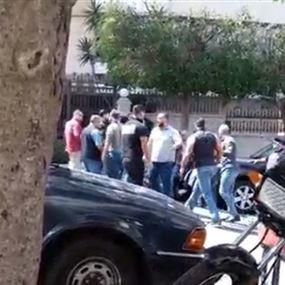 بالفيديو: بعد اشكال البربير.. اليكم ما حصل في كاراكاس