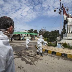سوريا تُعلن عن اول حالة وفاة بفيروس كورونا