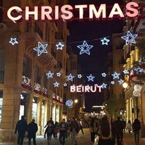 زينة بيروت تثير البلبلة.. مليونا دولار لاحتفالات الاعياد