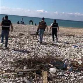 أمن الدولة داهمت مجموعة من الصيادين والنازحين عند شواطئ كسروان