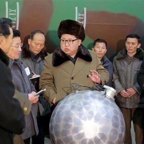 كوريا الشمالية تتحدى الجميع