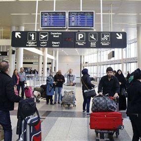 في مطار بيروت.. خبأت الكوكايين في ملابسها الداخلية!