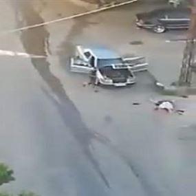 الابرش يتعرّض لعدّة طلقات نارية نتيجة خلافات سابقة (فيديو)