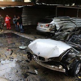 القضاء اللبناني يكشف تفاصيل ملابسات تفجير صيدا
