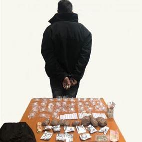 يروجان المخدرات قرب الجامع في بيروت