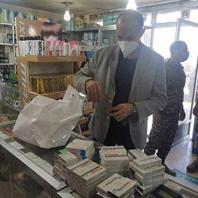 وزير الصحة يعلن بدء انهيار مافيا الادوية في لبنان!
