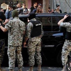 رصد أحد حواجز الجيش اللبناني لإستهدافه بعملية انتحارّية