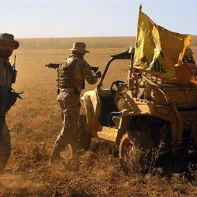 بالصور: هذا ما عثر عليه حزب الله داخل صخرة في كفرشوبا!