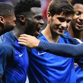 إعلان قائمة منتخب فرنسا لمونديال 2018