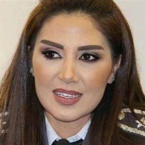 المقدم سوزان الحاج مستمرة بخدمتها في قوى الامن الداخلي