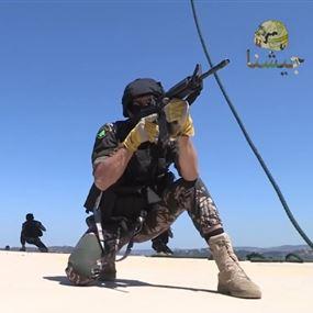 بالفيديو.. فرع مكافحة الإرهاب والتجسس في الجيش