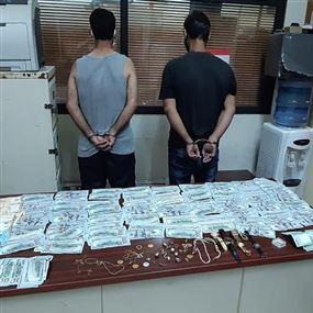 شعبة المعلومات تكشف ملابسات سرقة خزنة من بعبدا