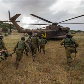 الخطّة الاسرائيلية استسلام حزب الله ورفعه الرايات البيضاء
