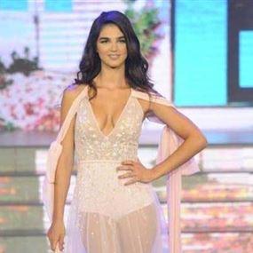 بعدما أثارت الجدل بإجابتها وصيفة ملكة جمال لبنان تخرج عن صمتها!