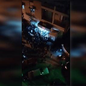 العثور على مواطن فلسطيني مشنوقا في صيدا (فيديو)
