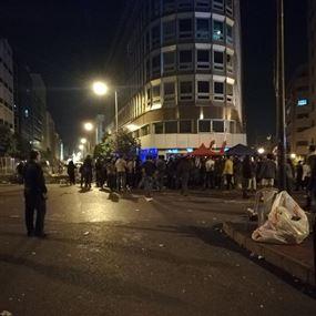 مندسّون بين المتظاهرين في رياض الصلح؟