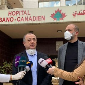 بوصعب يستأجر مستشفى لمعالجة مرضى الكورونا مجانا